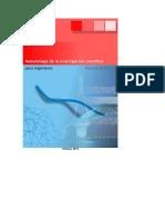 """Borja S. Manuel. 2012. """"Metodología de La Investigación Científica Para Ingenieros."""".pdf"""
