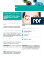Thyroid Eye Disorders