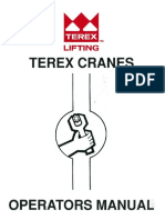 Manual de Operacion Terex Rt230