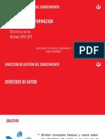 Uso Legal de La Informacion-upc
