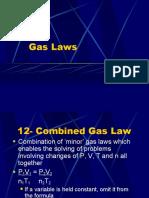 Gas Laws Sec 5