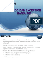 2018100610087202-Method_dan_Exception_Handling.pptx
