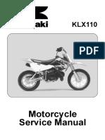 Servicio Klx 110