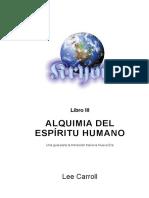 libr LA ALQUIMIA DEL ESPIRITU HUMANO Kryon 3.doc