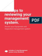 5 Steps to Reviewing Your Management System