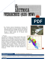 Central Hidroeléctrica Veracruz (635 Mw)