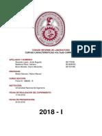 Informe N°3 - Curvas características voltaje-corriente