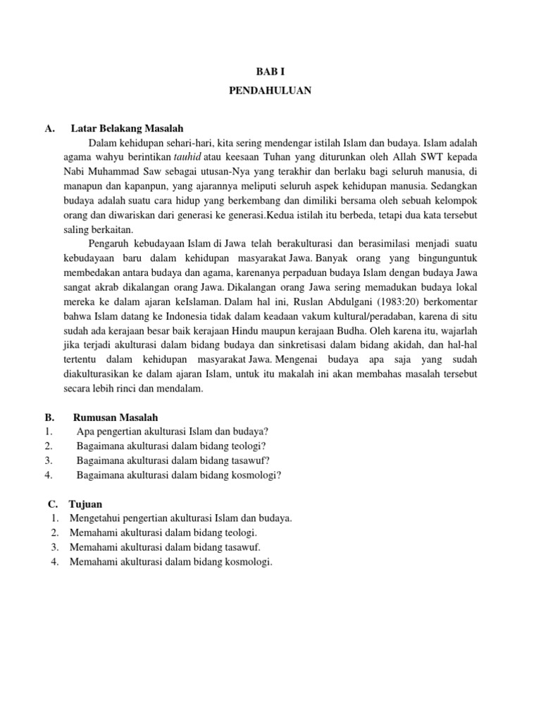 Contoh Makalah Agama Islam Tentang Hibah Dan Sedekah