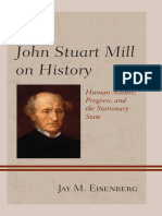 Jay M. Eisenberg-John Stuart Mill on History_ Human Nature, Progress, And the Stationary State-Lexington Books (2018)