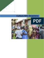 A Cultura Afro-brasileira (Material Para Avaliação)