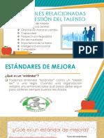 VARIABLES DE LA GESTIÓN DEL TALENTO