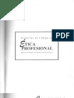 PROTOTIPO DE CÓDIGO DE ÉTICA PROFESIONAL