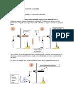 Experimento Nº5 Destilaciòn de La Madera
