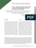 Planteamiento teorico y evidencia del desplazamiento gradual del estado autoritario al estado pragmatico en Mexico.pdf