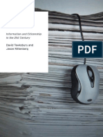 [Oxford Studies in Digital Politics] David Tewksbury, Jason Rittenberg - News on the internet _ information and citizenship in the 21st century (2015, Oxford University Press).pdf