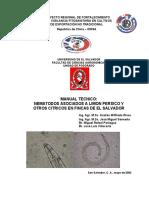 Nematodos Citricos El Salvador%2C 2002