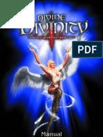 Divine Divinity - Manual - PC