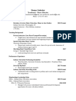 thomas neidecker resume