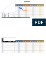 IC WBS With Gantt Chart Template 8721