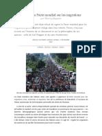 Finalité Du Pacte Mondial Sur Les Migrations