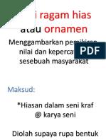 Powerpoint ragam hias (Aina)