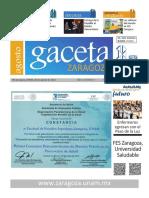 Gaceta Zaragoza 22