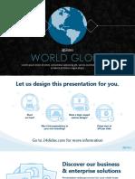 World Globe Fix