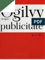 David Ogilvy Despre Publicitate
