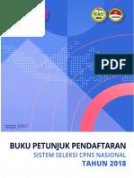 PETUNJUK PENDAFTARAN CPNS 2018.PDF