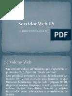 Servidor Web IIS