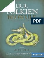 Beowulf Traduccion y comentario - J R R Tolkien.pdf