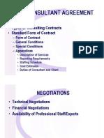 Client Consultant Agreement