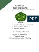 Analisa Alun Alun Purwodadi