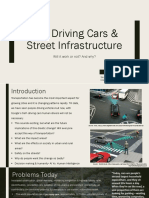Self Driving Cars Street Infrastructure