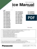 Service Manual(NNSN9x8)