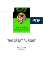 The Great Pursuit - Tom Sharpe
