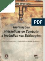 Instalações Hidraulicas de Combate a Incêndio