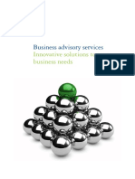 Sg Audit Business Advisory Services Brochure