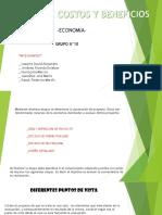 Analisis de Costos y Beneficios - Economia