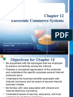 12 Electronic Commerce System