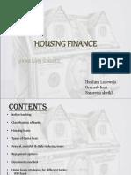 Housing Finance Final