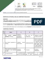 Test - Evaluarea Competentei Pedagogice