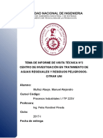 Informe Citrar Uni