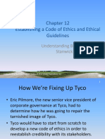 Chapter 12 Establishing a Code of Ethics and Ethical Guidelines