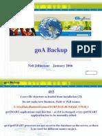 GnA Backup