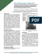 Evaluación de Poliacrilato de Sodio y Potasio en La Germinación de Rábano