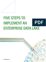 Implemententerprise Data Lake