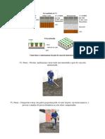 Como fazer o assentamento do piso de concreto intertravado