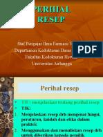 1c Singkatan Latin + Perihal Resep