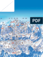 Innsbruck Piste Map